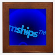 Mships&#8482 Framed Tile