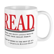 Love of Books Small Mug