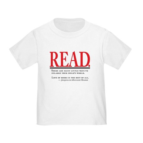 Love of Books Toddler T-Shirt