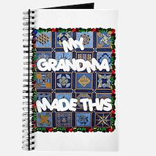 My Grandma Journal