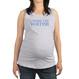 Fun Maternity Tank Top