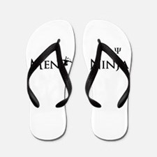 Mental Ninja Flip Flops