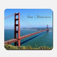 San Francisco Mousepad