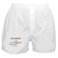 San Francisco Boxer Shorts