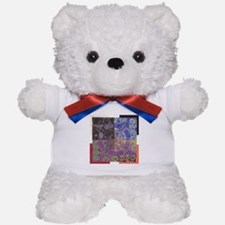 """""""Divided Structure"""" Teddy Bear"""