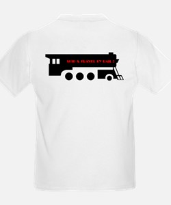 See The USA By Train ! Kids T-Shirt