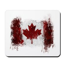 Canada Graffiti Mousepad