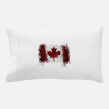 Canada Graffiti Pillow Case