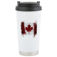 Canada Graffiti Travel Coffee Mug