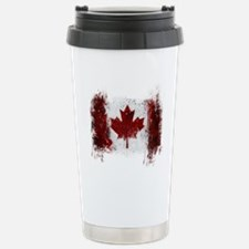 Canada Graffiti Travel Mug