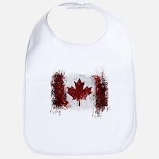 Canada Graffiti Bib