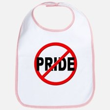 Anti / No Pride Bib