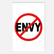 Anti / No Envy Postcards (Package of 8)