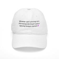 breast cancer awareness.png Baseball Baseball Cap