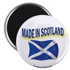 MADE IN SCOTLAND Magnet