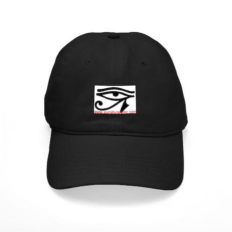 Eye of Horus-Black Cap