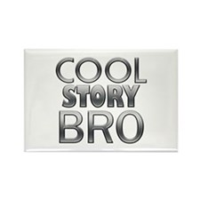 Cool Story Bro Rectangle Magnet