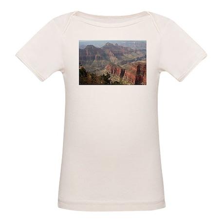 Grand Canyon North Rim, Arizona Organic Baby T-Shi