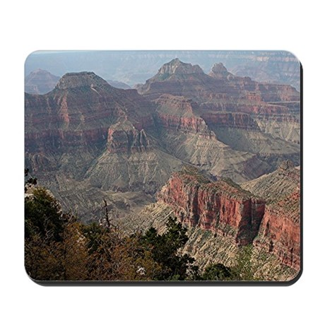 Grand Canyon North Rim, Arizona Mousepad