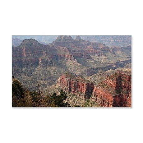 Grand Canyon North Rim, Arizona 20x12 Wall Decal