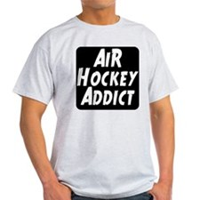 Air Hockey Addict T-Shirt