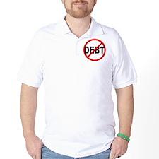 Anti / No Debt T-Shirt