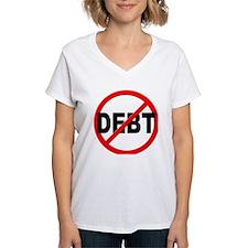 Anti / No Debt Shirt