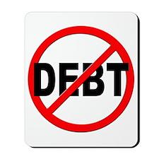 Anti / No Debt Mousepad