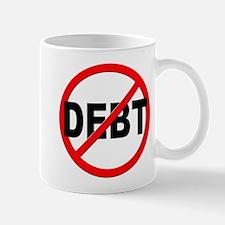 Anti / No Debt Mug