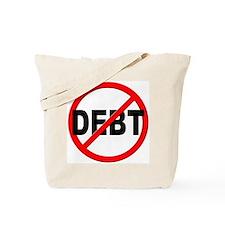 Anti / No Debt Tote Bag