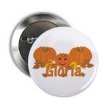 Halloween Pumpkin Gloria 2.25