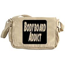 Bodyboard Addict Messenger Bag