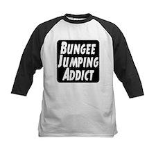 Bungee Jumping Addict Tee