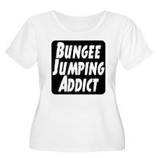 Bungee Jumping Addict T-Shirt