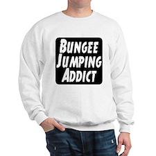 Bungee Jumping Addict Sweatshirt