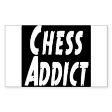 Chess Addict Stickers