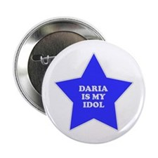 Daria Is My Idol Button