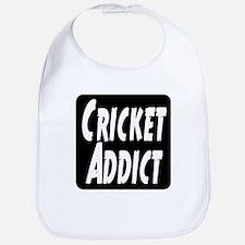Cricket Addict Bib