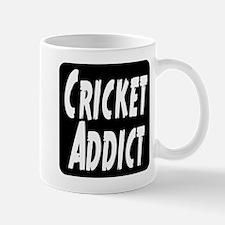 Cricket Addict Mug