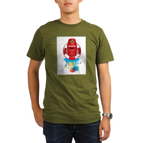 southernmost point key west Organic Men's T-Shirt