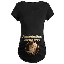Anaheim Fan on the way T-Shirt