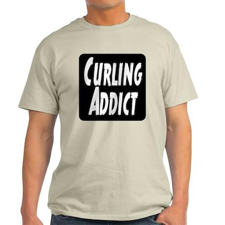 Curling addict Light T-Shirt