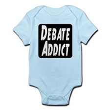 Debate Addict Infant Bodysuit