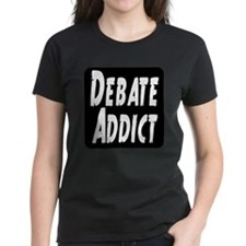 Debate Addict Tee