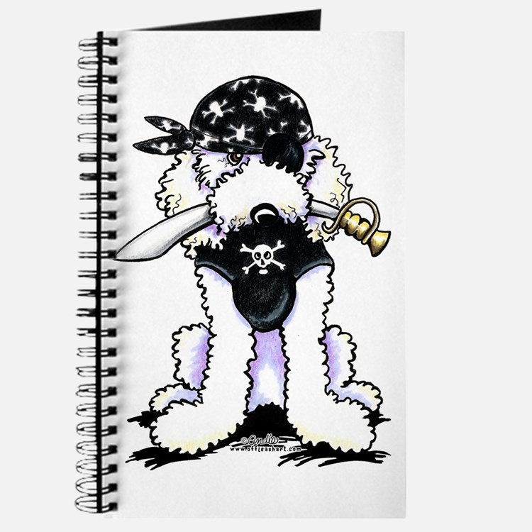 Poodle Pirate Journal