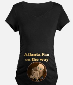 Atlanta Fan on the way T-Shirt