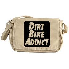 Dirt Bike Addict Messenger Bag