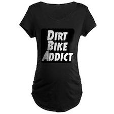Dirt Bike Addict T-Shirt