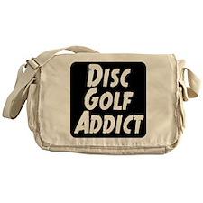 Disc Golf Addict Messenger Bag