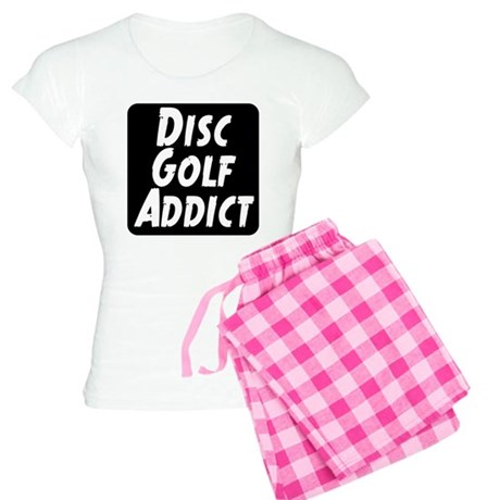 Disc Golf Addict Women's Light Pajamas